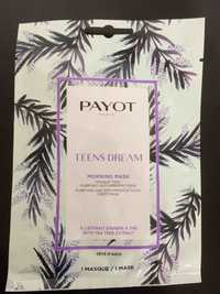PAYOT - Teens dream - Masque tissu purifiant anti-imperfections