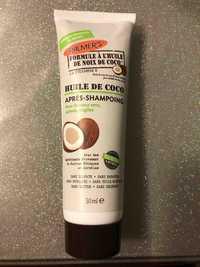 PALMER'S - Huile de coco - Après-shampooing