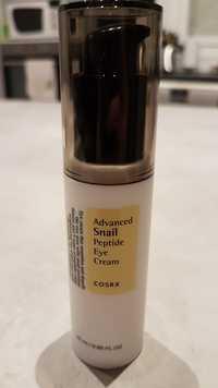 Cosrx - Advanced snail peptide eye cream