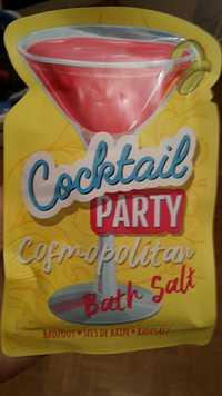 MAXBRANDS - Cocktail party - Cosmopolitan bath salt