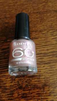 Rimmel London - 60 Seconds - Vernis à ongles 510 euphoria