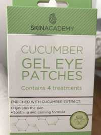 Skinacademy - Cucumber - Gel eye patches