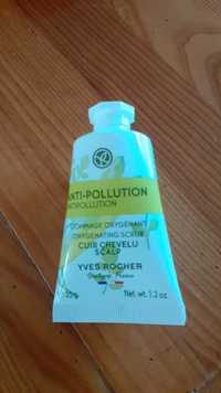 YVES ROCHER - Anti-pollution - Gommage oxygénant