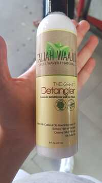 TALIAH WAAJID - The great detangler - Leave-in conditioner and co-wash