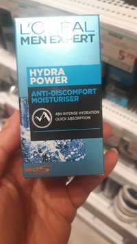 L'ORÉAL - Men Expert - Hydra power moisturiser