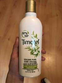 TIMOTEI - Volume pure - Après-shampooing