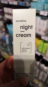 Hema - Sensitive - Night cream