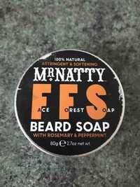 MR NATTY - FFS - Beard soap