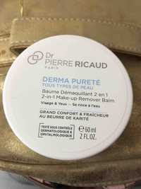 Dr Pierre Ricaud - Derma pureté - Baume démaquillant 2 en 1