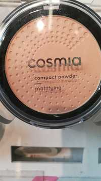 Cosmia - Compact powder mattifying