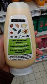 LES COSMÉTIQUES DESIGN PARIS - Nectar of Beauty après shampoing gainant