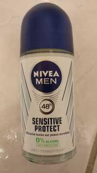 NIVEA - Men Sensitive Protect - Anti-transpirant