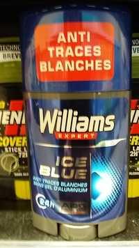 WILLIAMS EXPERT - Déodorant Ice Blue