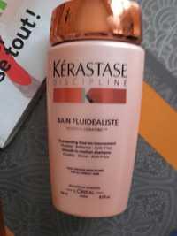 Kérastase - Bain fluidéaliste - Shampooing lisse-en-mouvement