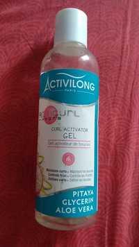 ACTIVILONG - Acticurl hydra - Gel activateur de boucles