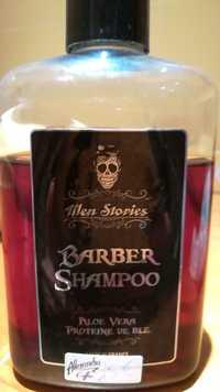 Men Stories - Aloe vera - Barber shampoo