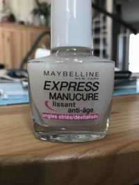 Maybelline - Express manucure lissant anti-âge
