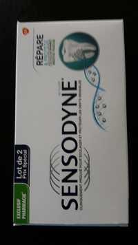 SENSODYNE - Répare & protège - Dentifrice lot de 2