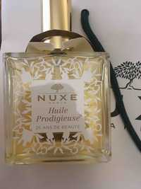 NUXE - Huile prodigieuse - 25 ans de beauté