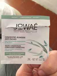 Jowaé - Concentré jeunesse anti-taches