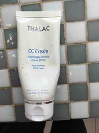 THALAC - Sublimateur de teint crème SPF15