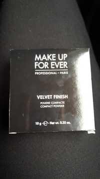MAKE UP FOR EVER - Velvet finish - Poudre compacte
