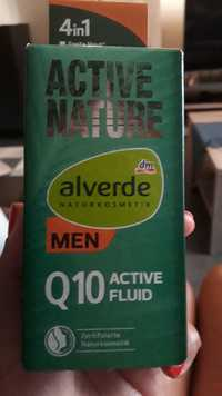 Alverde - Active Nature Men - Q10 active fluid