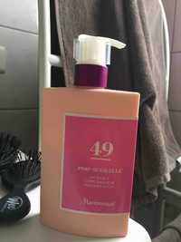 MARIONNAUD - Lait pour le corps fraîcheur - 49 Rose sensuelle