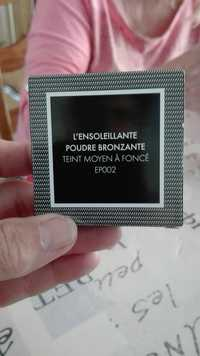 1944 PARIS - L'ensoleillante - Poudre bronzante teint moyen à foncé EP002