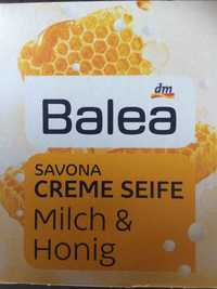 Balea - Milch & honig - Savona creme seife