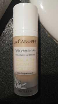 LA CANOPÉE - Arbre à thé bergamote argile rose - Fluide peau parfaite