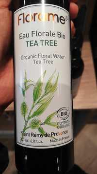 FLORAME - Eau florale bio - Tea Tree