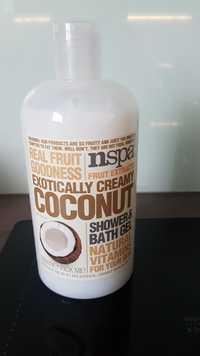 NSPA - Coconut - Shower & bath gel