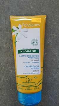 KLORANE - Polysianes - Shampooing douche après-soleil au monoï