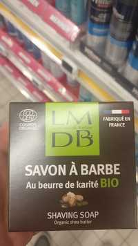 LA MAISON DU BARBIER - Savon à barbe au beurre de karité bio