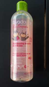 RIVADOUCE - Les Loupiots - Shampooing douche au miel bio