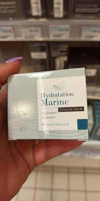 OSTREALIA - Hydratation Marine - Masque fraîcheur extrait de nacre