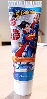 SUPERMAN - Dentifrice  Kids 3+