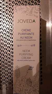 Joveda - Crème purifiante au neem
