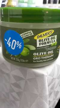 PALMER'S - Olive oil formula - Gro therapy for healthy hair and scalp