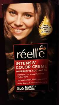 Dm - Réell'e - Intensiv color creme 5.6 mokka braun