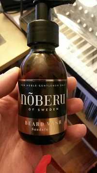 Noberu - Beard wash