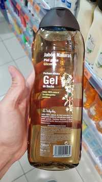 DELIPLUS - Jabon natural - Gel de ducha