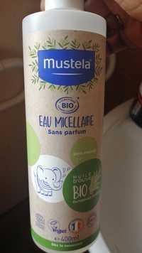 MUSTELA - Eau micellaire bio - sans parfum
