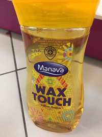 Marque Repère - Manava Wax touch - Gel douche hydratant