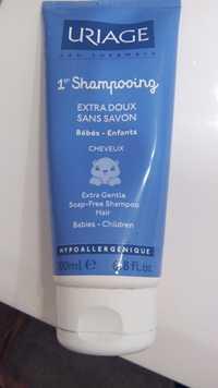 URIAGE - 1er shampooing extra doux sans savon