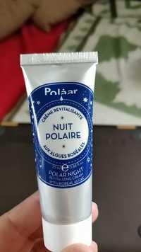 Polaar - Nuit polaire - Crème revitalisante aux algues boréales