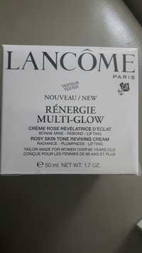 Lancôme - Rénergie multi-glow - Crème rose révélatrice d'éclat
