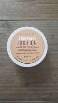 Maybelline - Dream cushion - SPF 20 beige doré