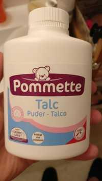 POMMETTE - Talc extra absorbant hypoallergénique